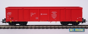 Węglarka typ UIC Eaos DB Schenker Rail Polska