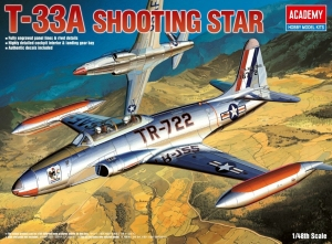T-33A Shooting Star 1:48