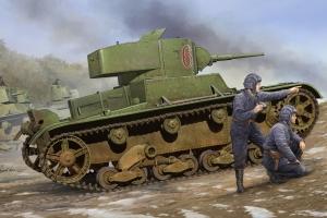 Radziecki czołg lekki T-26 mod.1933 - 1:35