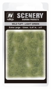 Vallejo SC426 Wild Tuft - Light Green