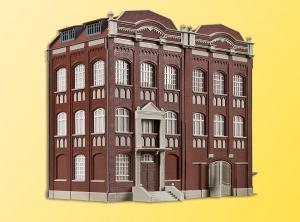 Kopalnia - budynek biurowy i maszynownia