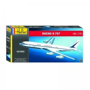 Heller 80452 Boeing 707 Air France
