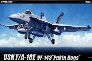 USN F/A-18E VFA-143 Pukin Dogs 1:72