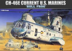 Academy 12283 CH-46E Bull Frog 1:48