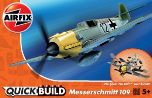 Airfix J6001 Quickbuild - Messerschmitt 109