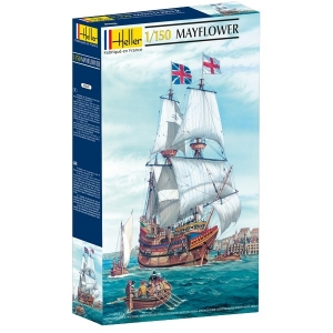 Żaglowiec HMS Mayflower