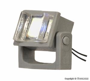 Viessmann 6338 H0 Reflektor sufitowy LED biały