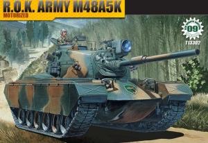 Academy 13302 M48A5K ROK Army