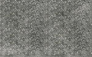 Heki 14000 Mur z kostki granitowej