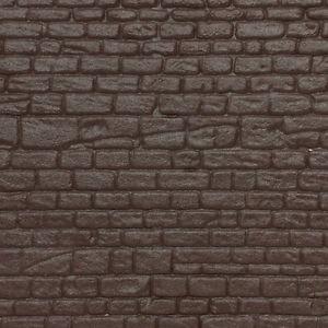 Płytka modelarska 20x12 cm - Mur kamienny