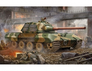 Trumpeter 00384 German Pz.Kpfm E 100 Super Heavy Tank - 1:35