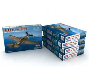 Hobby Boss 80252 P-40N Warhawk - 1:72