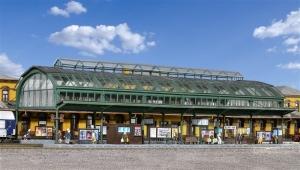 Kibri 39565 Dworzec Bonn - hala peronowa