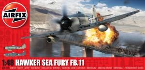 Airfix A06105 Hawker Sea Fury FB.11 - 1:48