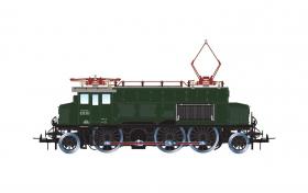 Rivarossi HR2853S Lokomotywa elektryczna klasy E33 020, DCC, DB, Ep. III