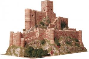 Zamek Almansa 1:350