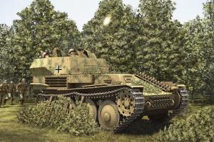 Hobby Boss 80140 German 2cm Flak 38 Pz.Kpfw.38 (t) - 1:35