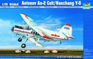 Trumpeter 01602 AN-2 Chinese Y-5 (polskie malowanie) - 1:72