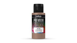 Vallejo 62078 Premium Color 62078 Candy Brown