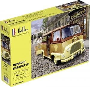 Heller 80743 Renault Estafette - 1:24
