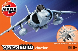 Airfix J6009 Quickbuild - BAE Harrier