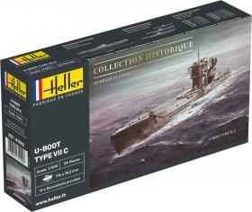 Heller 81002 U-Boot VIIC - 1:400