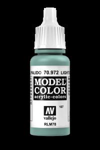 Vallejo 70972 Model Color 70972 107 Light Green Blue