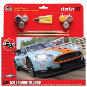 Starter Set - Aston Martin DBR9 Gulf 1:32