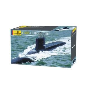 Heller 81075 Okręt podwodny Le Redoutable - 1:400