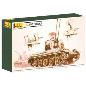 Heller 81123 Czołg AMX 30 DCA