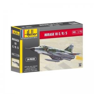 Heller 80323 Mirage III E