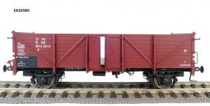 Exact-Train EX20385 Węglarka ex Klagenfurt, seria .E z drewnianymi drzwiami i zastrzałami, PKP, ep. IVb