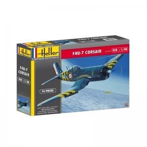 Heller 80415 F4U-7 Corsair