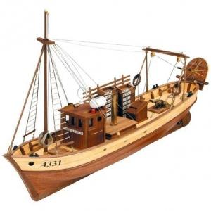 Trawler Mare Nostrum