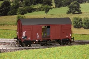 Exact-Train EX20223 Wagon towarowy kryty Nordhausen Hk(r)-t Nr 27 50 205 1091-1, DR, Ep. IV