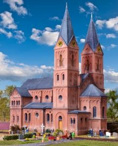Kibri 39760 H0 Kościół romański w Jakobwüllesheim