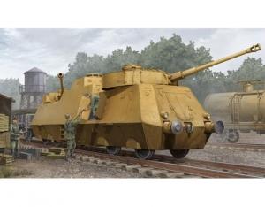 Trumpeter 01516 Wagon artyleryjski z niemieckiego pociągu pencernego 51 - 1:35