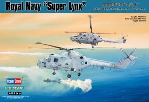 Hobby Boss 87238 Helikopter Royal Navy Lynx HMA.8 Super Lynx - 1:72