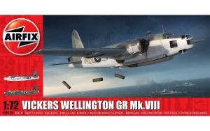 Airfix A08020 Vickers Wellington Mk.VIII - 1:72