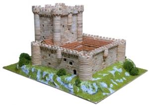 Castillo de Fuensaldana 1:50