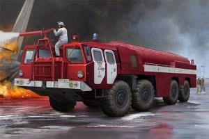 Trumpeter 01074 Wóz strażacki AA-60 MAZ-7310 160.01 ARFF - 1:35