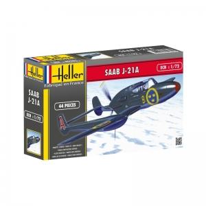 Heller 80261 SAAB J21