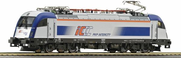 Elektrowóz EU44-009 BR370 PKP Intercity, Ep. VI (Husarz)