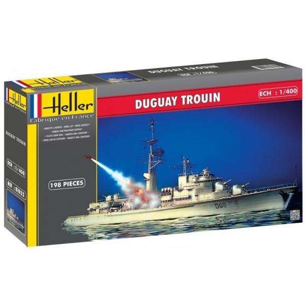 Heller 81032 Okręt Duguay Trouin - 1:400