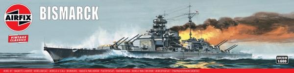 Airfix A04204V Bismarck - 1:600