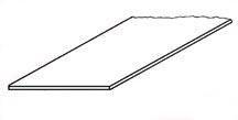 Plastruct 91204 Płytka 1,0x178x300 - bezbarwna