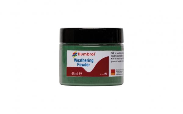 Humbrol AV0015 Pigment Weathering Powder 45 ml Chrome Oxide Green