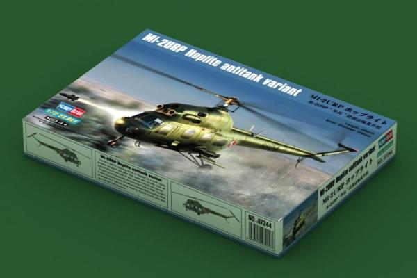 Hobby Boss 87244 Helikopter MI-2 URP Hoplite 1:72