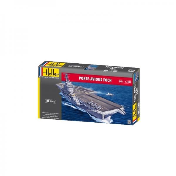 Heller 81071 Lotniskowiec Foch - 1:400