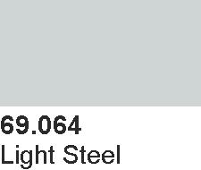 Vallejo 69064 Mecha Color 69064 Light Steel